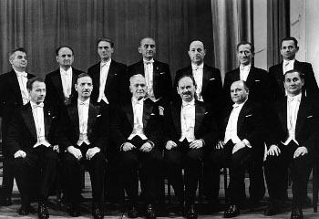 Założyciele Wojewódzkiej Orkiestry Symfonicznej